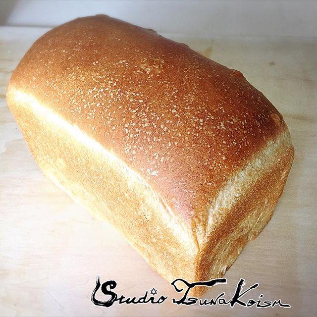 多加水食パントーストがオススメの食パン♪#実穂つなこ #実験パン職人 #パン #ぱん #pain #bread