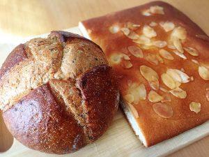 紅茶のパンとブッタークーヘン