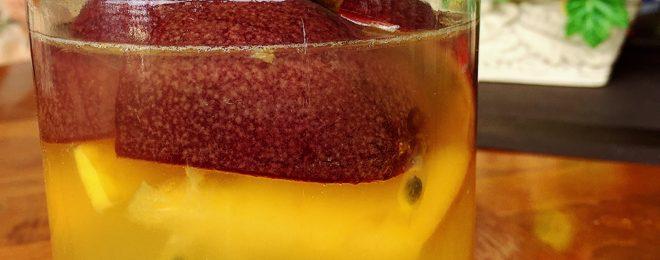 パッションフルーツ酵母